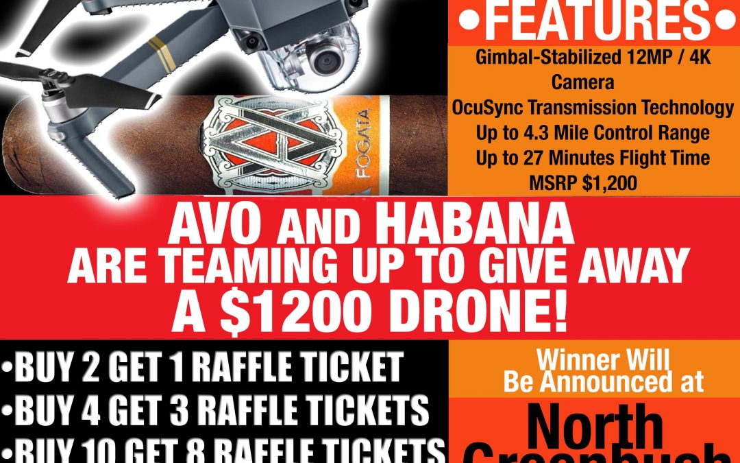 AVO Drone Giveaway!